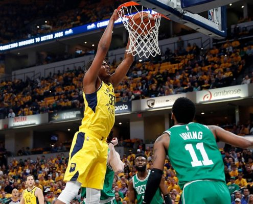 Indiana Pacers, Myles Turner, NBA