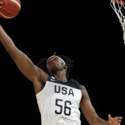 Myles Turner earns spot on USA Basketball 2019 FIBA World Cup team