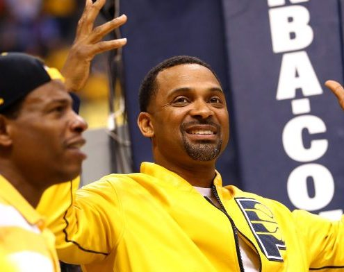 Myles Turner, Pacers